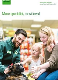 Annual Reports Investors Pets At Home Group Plc